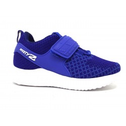 Primigi 5459433 sneakers sport bambino mesh navy royal luci infinity lights