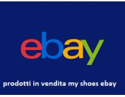 Vetrina ebay my shoes